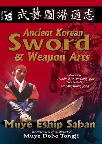 Korean Sword and Weapon Martial Arts