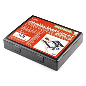 SparkFun Inventor's Kit for Arduino with Retail Case by SparkFun