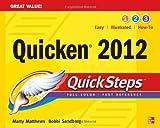 img - for Quicken 2012 QuickSteps by Martin S Matthews (1-Dec-2011) Paperback book / textbook / text book
