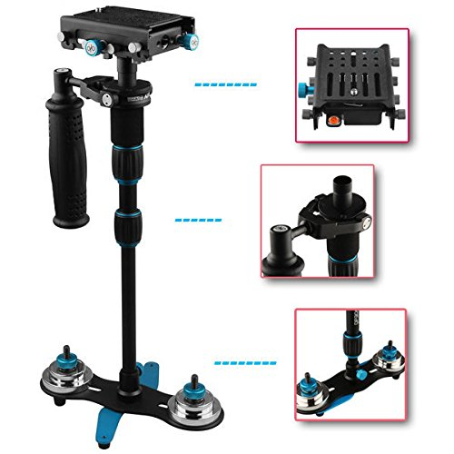Fotasy HHS Aluminum Alloy Hand Held Stabilizer