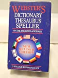 Webster's Dictionary Thesaurus Speller of the English Language