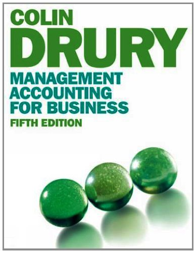 Management Accounting for Business (CourseMate & eBook Access Card)