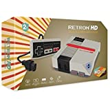 Hyperkin RetroN 1 HD Gaming Console for NES (Gray) (Color: Gray)