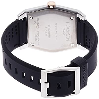 [Rockman] LOCMAN watch stealth classic Quartz Men's 0201 02010RAGF5N0SIK Men