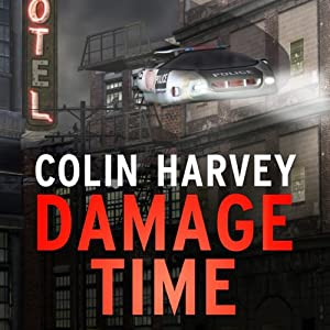 Damage Time Audiobook