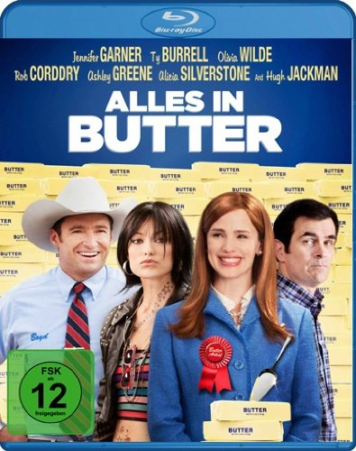 Alles in Butter [Blu-ray]