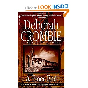 A Finer End - Deborah Crombie