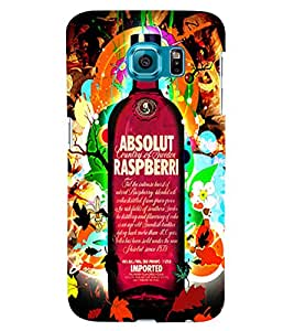 GoTrendy Back Cover for Samsung Galaxy S6