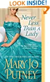 Never Less Than A Lady (Lost Lords)