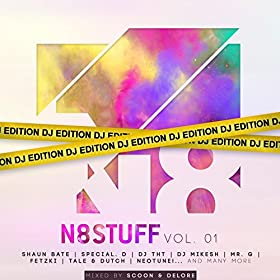 Various Artists-N8Stuff Vol. 1 (DJ Edition)
