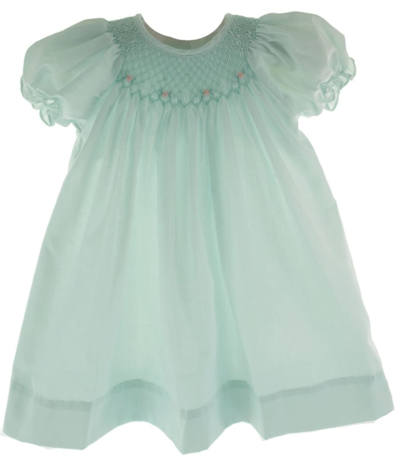 Girls Smock Dresses