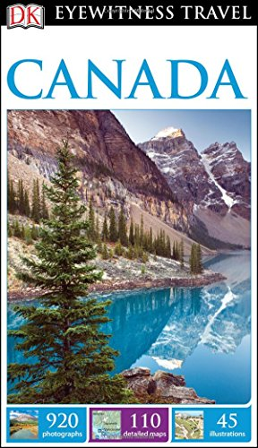DK Eyewitness Travel Guide: Canada