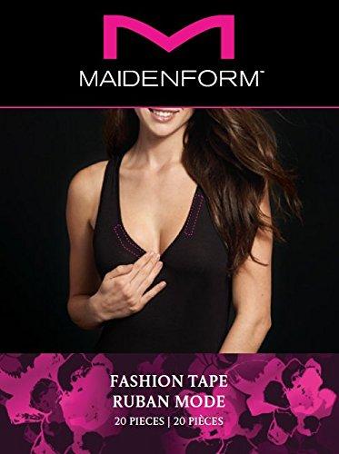Maidenform Women S Fashion Tape Strips Clear One Size
