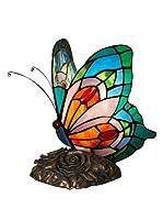 Arte Dal Mondo Lámpara De Dormitorio Farfalla