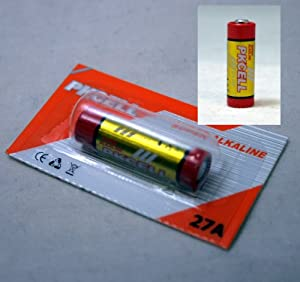 27a a27 12 volt alkaline dry cell battery for 12 volt battery for garage door keypad
