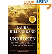 Laura Hillenbrand (Author)   168 days in the top 100  (15435)  Buy new:  $16.00  $9.60  109 used & new from $5.61