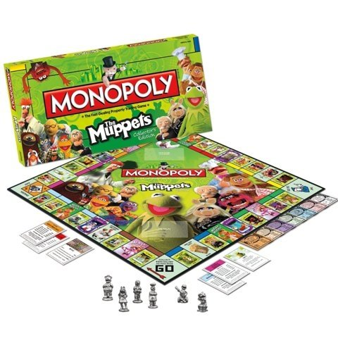 The Muppets Monopoly