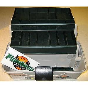Flambeau® 2 Tray Classic Tackle Box