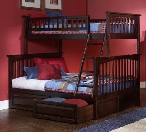 Loft Bed For Kids 1533 front