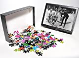 Photo Jigsaw Puzzle of Police Officer/ Children from Mary Evans