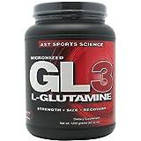 AST Sports Science Micronized GL3 L-Glutamine 1200 g (42.33 oz)
