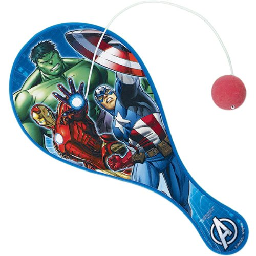 Avengers Paddle Ball - 1