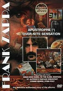 Frank Zappa: Apostrophe (') Over-Nite Sensation