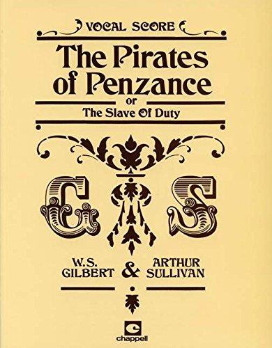 The Pirates of Penzance: (Vocal Score)