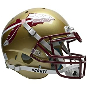 FLORIDA STATE SEMINOLES Schutt AiR XP Full-Size AUTHENTIC Football Helmet FSU by ON-FIELD