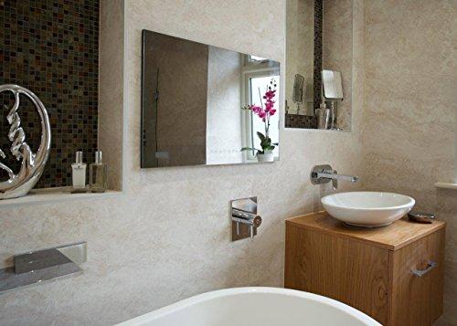 Watervue 32 Inch Bathroom TV Mirror