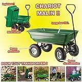 Transportwagen für den Garten