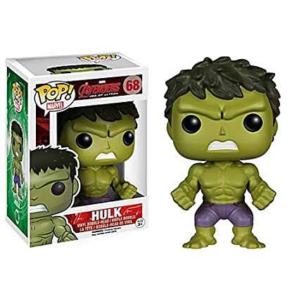 Hulk Pop! Figurine Funko en vinyle