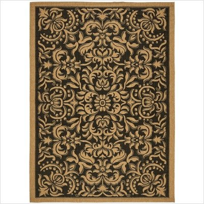 Home Depot Area Rugs 4x6 Feet Cedric Mccal Black Natural