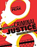 img - for Introduction to Criminal Justice: Practice and Process 1st edition by Peak, Kenneth J. (John) (2014) Paperback book / textbook / text book