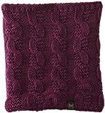 Buff Neckwarmer Knitted and Polar Rev Multifunctional Headwear - Mirbel, 22.7 cm