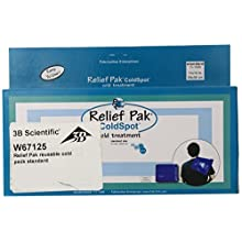 "Relief Pak 11-1000 Standard Cold Pack, 14"" Length x 11"" Width"