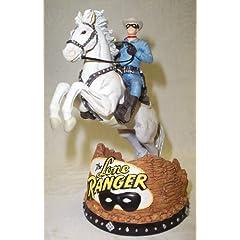 The Lone Ranger Bobber by Vandor