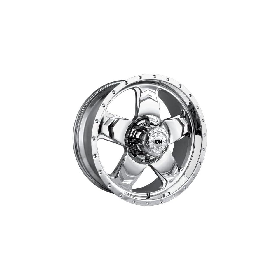 Ion Alloy 177 Chrome Wheel (22x9.5/5x150mm)