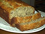 Banana Bread Mix Gluten Free & Low Carb. Perfect choice for Diabetics. Great weight loss dessert!www.livingleancuisine.com for more mixes