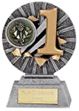 Resin Generic 1st Place Award Trophy-New-FREE ENGRAVING-GY331