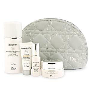 Christian Dior DiorSnow White Reveal Skincare Travel Set 1set, 5pcs