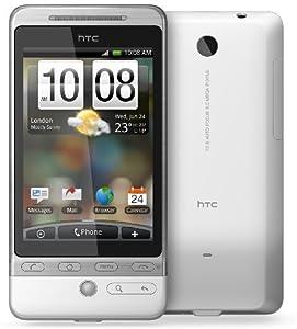 HTC Hero Smartphone (Android, 5MP Kamera, GPS, WLAN) weiß