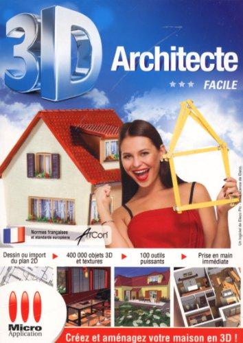 Architecte 3d pas cher for Architecte 3d hd facile tutoriel