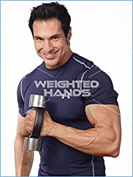 Set of Four 4 Lb. Heavyhands Ad on Weights for Men