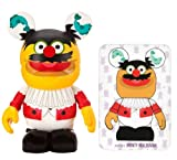 "Lew Zealand by Monty Maldovan - Disney Vinylmation ~3"" Muppets Series #2 Designer Figure (Disney Theme Parks Exclusive)"