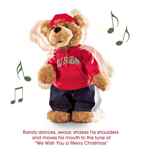 Avon Dancing Hip Hop Randy