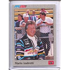 Buy 1991 All World Indy #5 Mario Andretti by AW Sports