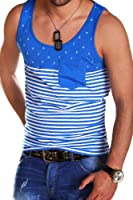 MT Styles - Stripe Mosedale - Débardeur à rayures