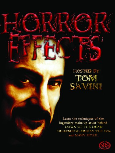 Horror Effects Hosted By Tom Savini