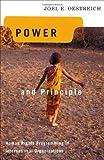 Power and Principle: Human Rights Programming in International Organizations (Advancing Human Rights)